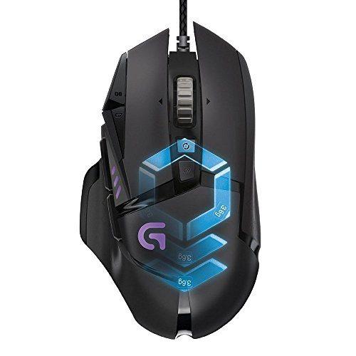 Ratón gaming Logitech G502 Proteus Spectrum