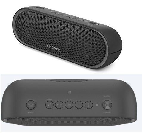 Altavoz inalámbrico Sony SRS-XB20B