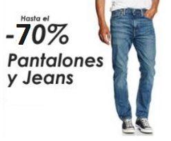 Pantalones y Jeans para hombre - Hasta 70% de Descuento