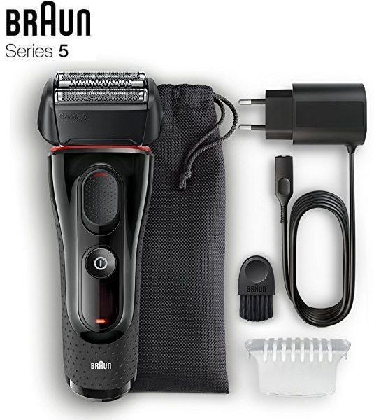 Afeitadora eléctrica Braun Series 5 5030s