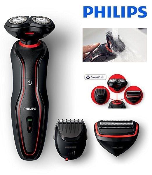 Afeitadora 3 en 1 Philips Click & Style S738/20