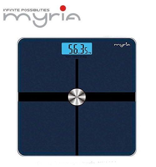 Báscula de baño electrónica Myria MY4814