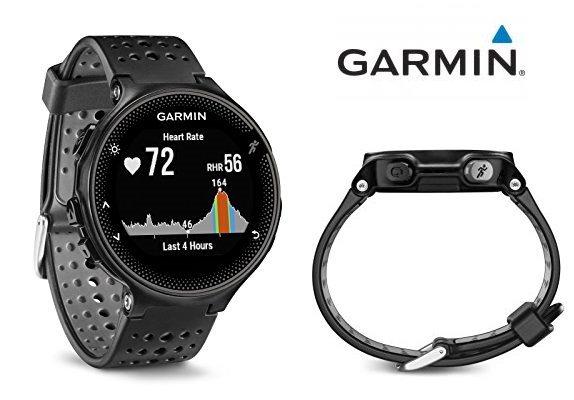 Reloj Garmin Forerunner 235 con pulsómetro