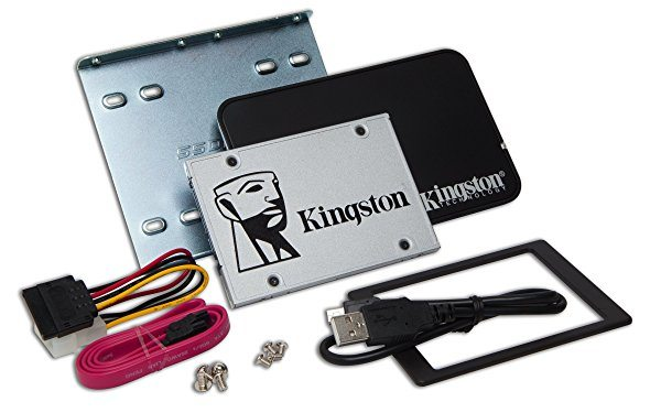 Kingston SSDNow UV400 - Disco duro sólido de 480 GB