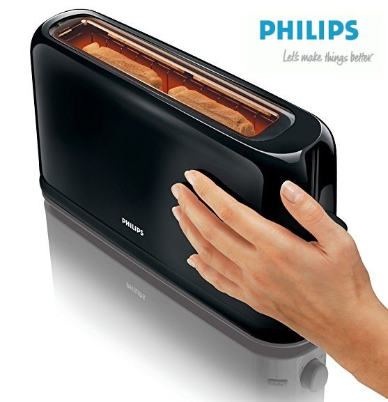 Tostadora Philips Daily Collection HD2598