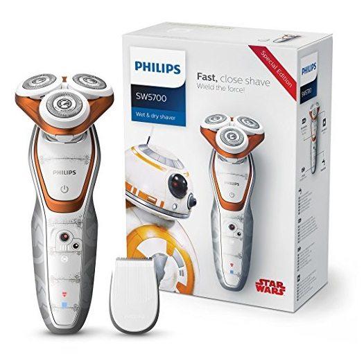 Philips sw5700/07 Star Wars acoplador de húmedo y seco