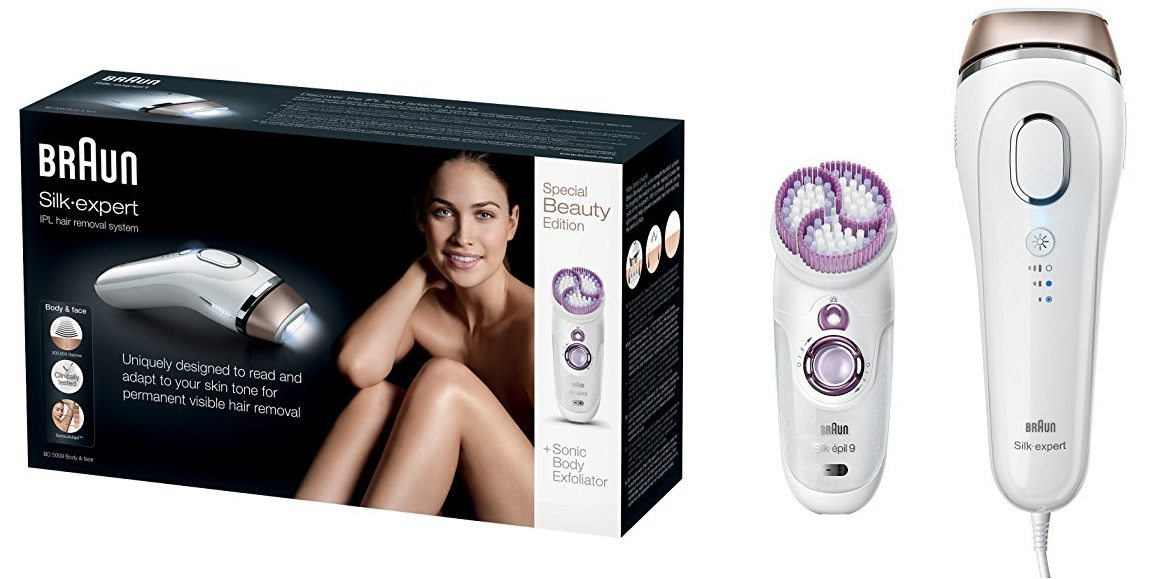 Braun Silk-expert Beauty Edition