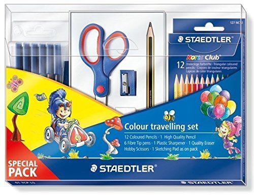 """Pack especial """"Set de Viaje"""" de STAEDTLER 61 TCP L5"""