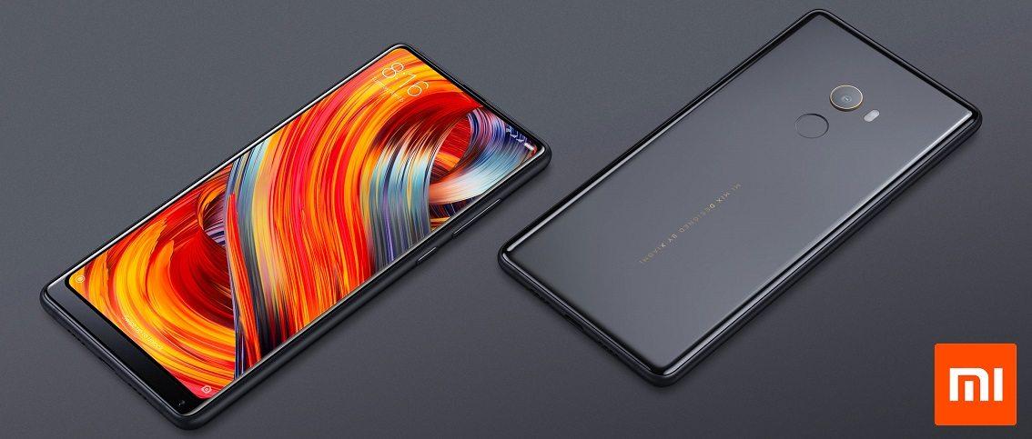 Smartphone Xiaomi Mi Mix 2 Versión Español