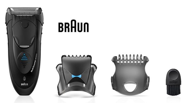Afeitadora multifunción Braun MultiGroomer 5050