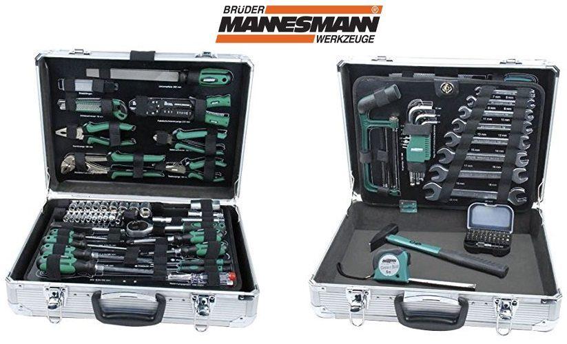 Maletín de herramientas Mannesmann M29075