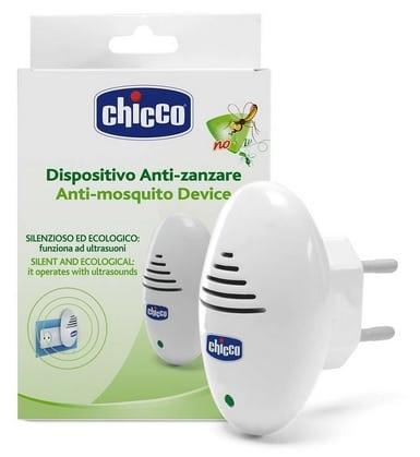 Chicco - Dispositivo doméstico antimosquitos tecnología ultrasonidos