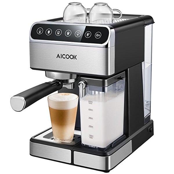 Cafetera Espresso Aicook