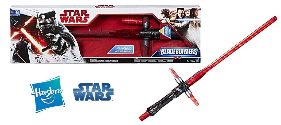 Star Wars Sable de Lujo Kylo Ren (Hasbro C1440EU4)