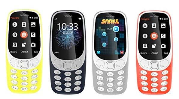 Teléfono Nokia 3310 - Móvil Libre