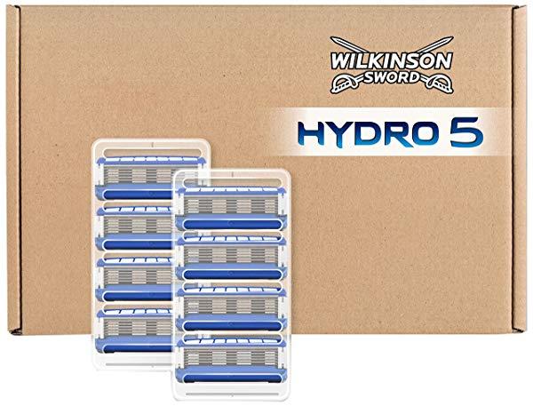 Pack de 8 recambios Wilkinson Sword Hydro 5