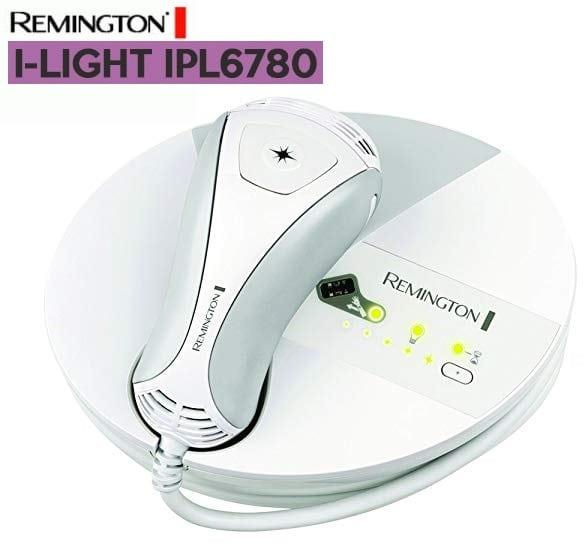Depiladora Remington IPL6780 i-Light