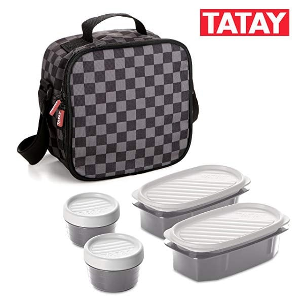 Bolsa térmica Tatay Urban Food
