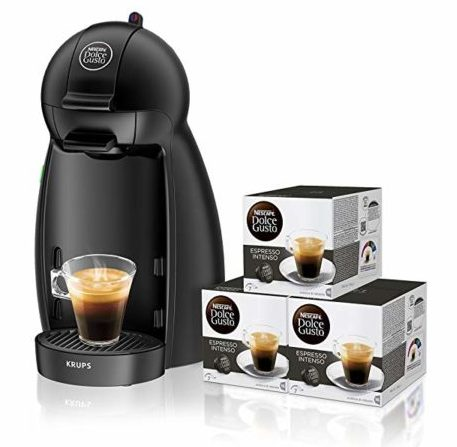 Dolce Gusto Piccolo pack de 3 cafés