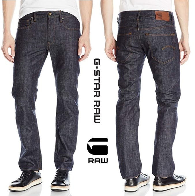 Pantalones Vaqueros G-STAR RAW 3301