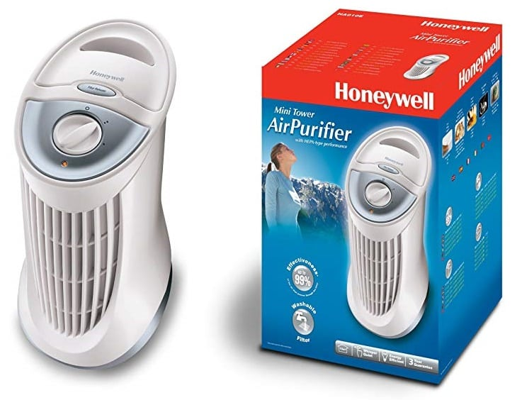Purificador de aire Honeywell HA010E2