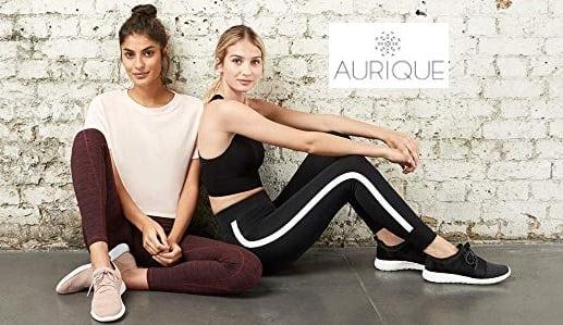 Aurique, la nueva marca de ropa deportiva para mujer de Amazon.
