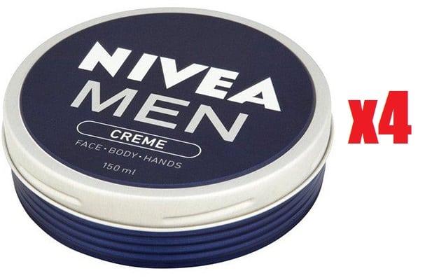Crema NIVEA MEN para cara, cuerpo, manos de 150ml