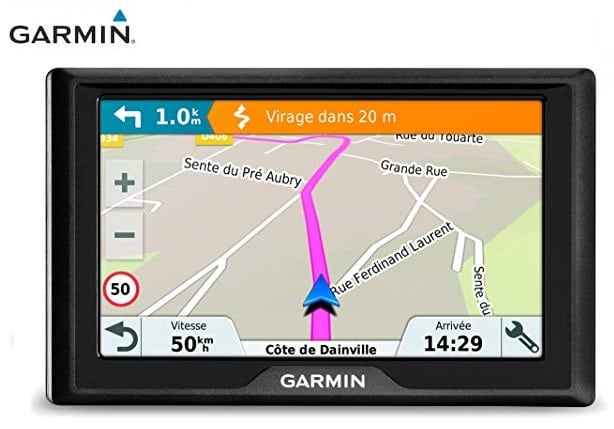 """GPS - Garmin Drive 50 LM EU, 5"""" Europa"""