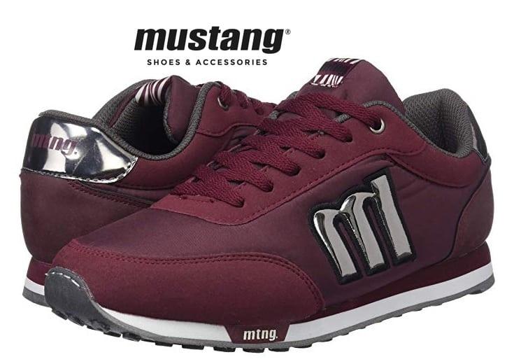 Zapatillas sneakers Mustang Funner
