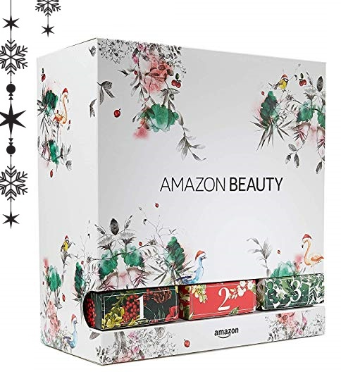 ¡Amazon Beauty! Calendario de Adviento 2018