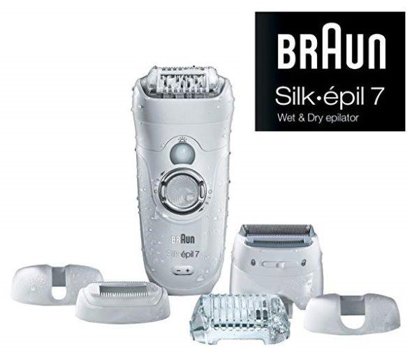 Braun Silk épil 7 7-561 Set de belleza