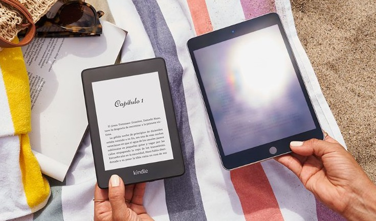 Nuevo Kindle Paperwhite de Amazon