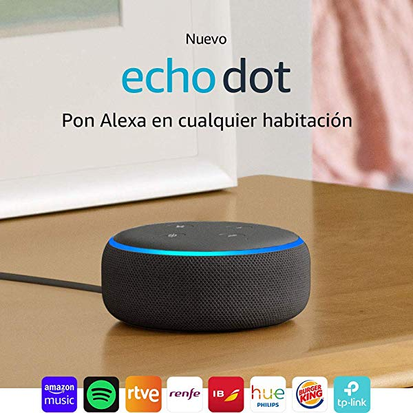 Nuevo Echo Dot de Amazon