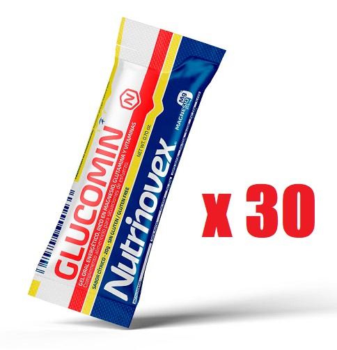 Pack 30 Gel Nutrinovex Glucomin