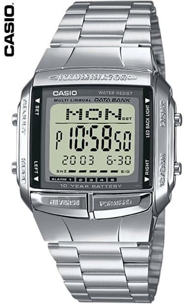 Reloj Casio DB-360N Databank