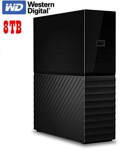 "My Book Essential 8TB 3.5"" USB 3.0 Negro"