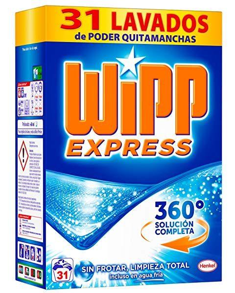 WiPP Express Detergente en Polvo