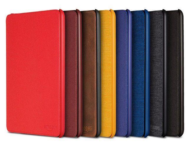 Fundas Amazon de cuero para Kindle Paperwhite (10.ª generación - modelo de 2018)