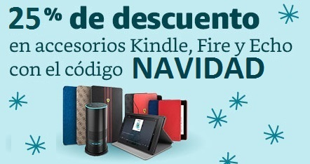 Accesorios para Echo, Kindle o Tablets Fire