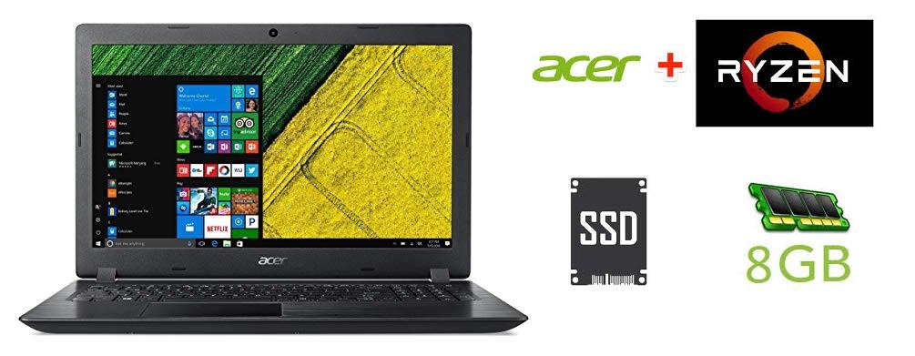Acer Aspire 3 A315-41-R8ZC Ordenador portátil