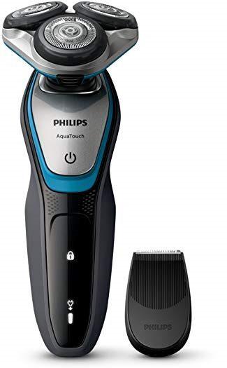 Afeitadora eléctrica Philips AquaTouch S 5400