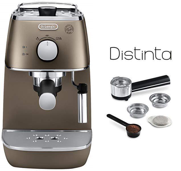 Cafetera Espresso De'Longhi Distinta