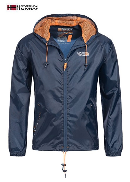 Chaqueta Geographical Norway Nijak