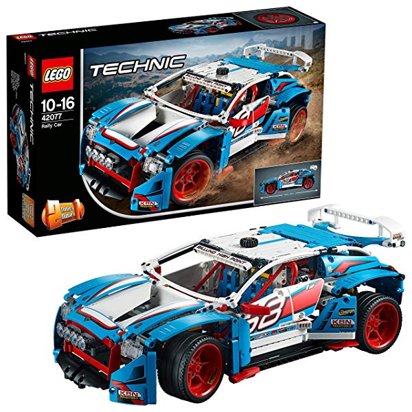 Coche de Rally LEGO Technic (42077)