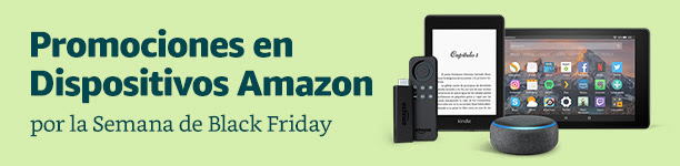 Kindle Flash Especial Black Friday