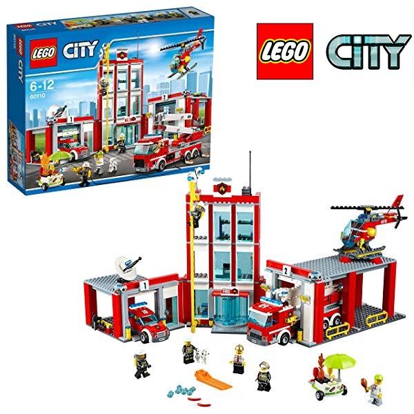 LEGO City Estación de Bomberos (60110)