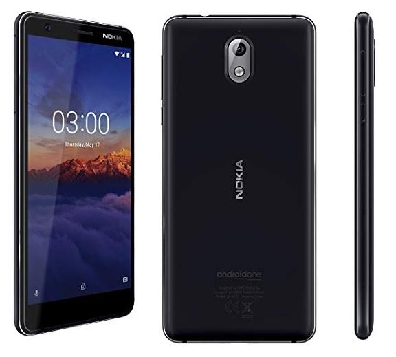 Nokia 3.1 - Smartphone Dual SIM DE 5.2'