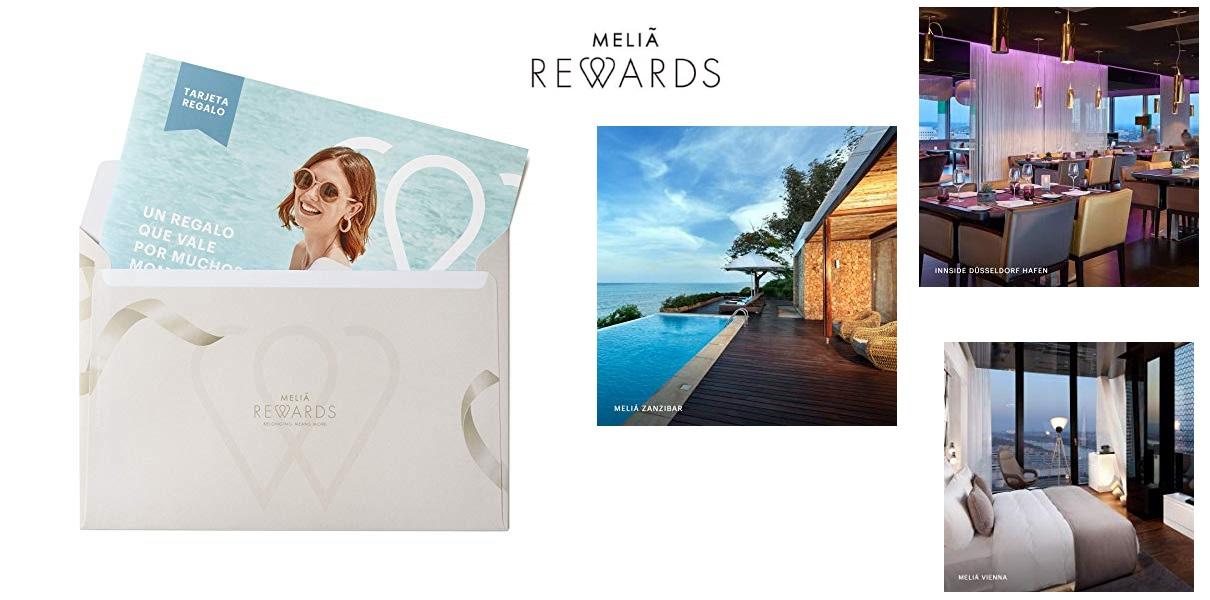 Tarjeta Regalo de puntos Meliá Rewards