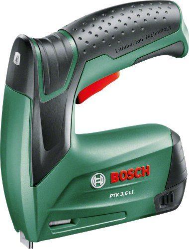 Grapadora a batería Bosch PTK 3,6 LI