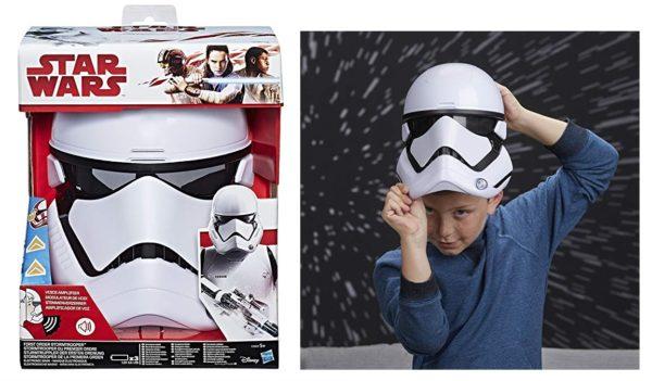 Mascara electrónica Star Wars StormTrooper